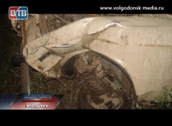 Авария натрассе «Волгодонск -Дубовское» стала смертельной для пятнадцатилетнего подростка