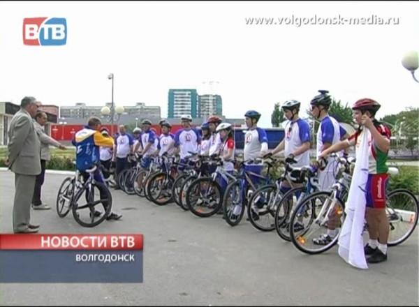 22 сентября вВолгодонске пройдет велопробег