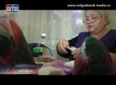Жительница Волгодонска освоила старинную технику валяния