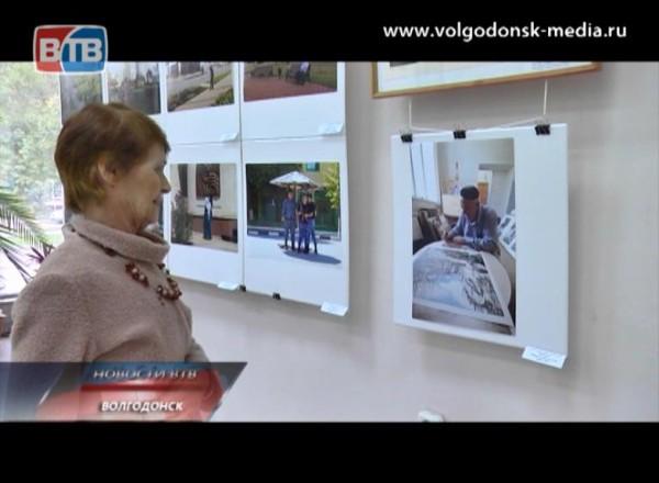 ВВолгодонском художественном музее открылись сразу две выставки