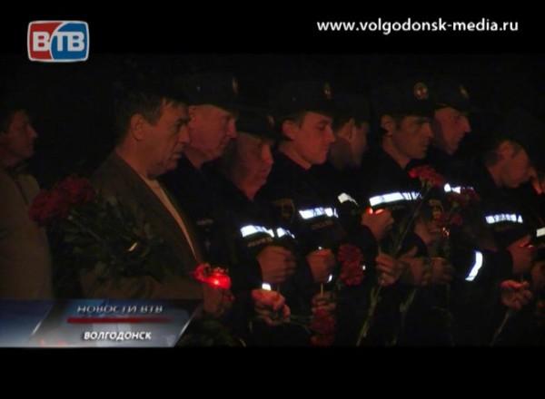 Волгодонск вспоминает страшную дату в своейистории‑16 сентября 1999 года