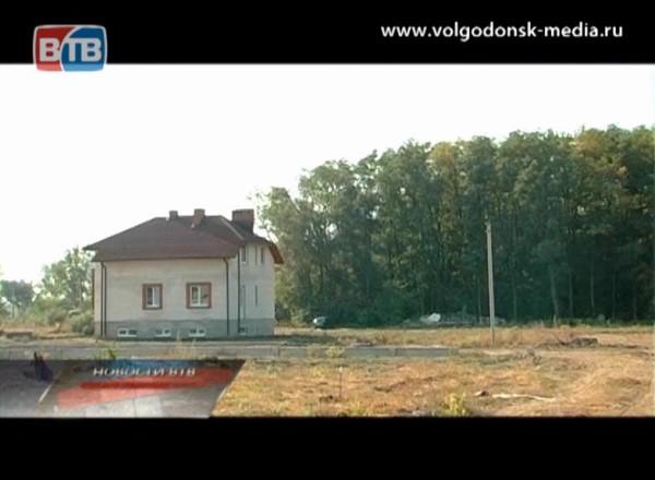 Возведение коттеджного посёлка Дубравный