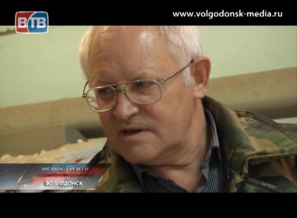 Свой 64 день рождения вэто воскресенье отметит известный скульптор нашего города Егор Дердиященко
