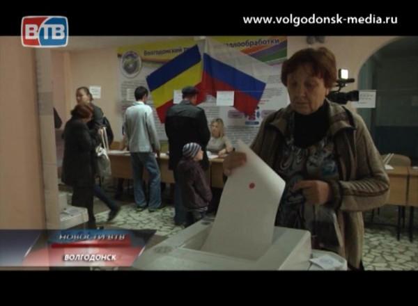 Пресс-конференция по итогам выборов вЗаконодательное собрание Ростовской области пятого созыва
