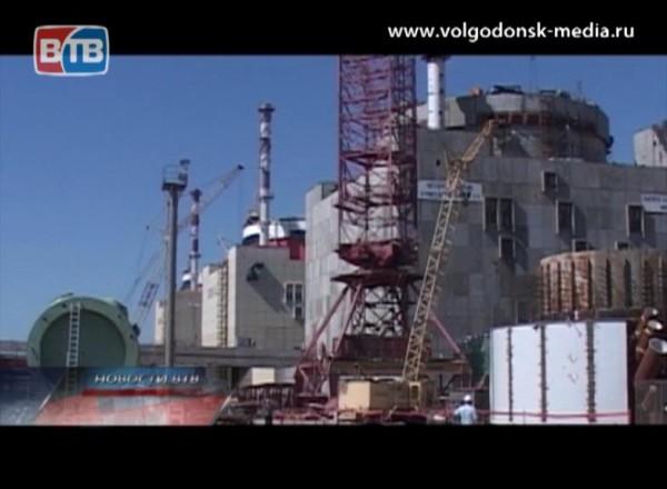 Настроительную площадку Ростовской атомной станции требуются квалифицированные кадры