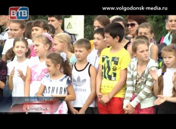 Сегодня Волгодонск присоединился квсероссийской легкоатлетической акции «Кросс наций»