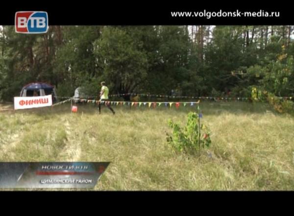 Вминувшие выходные состоялось открытое первенство Волгодонска по спортивному ориентированию