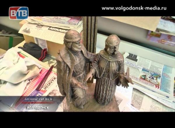 Наустановку памятника православным покровителям семьи ибрака, Петру иФевронии, все еще нехватает средств
