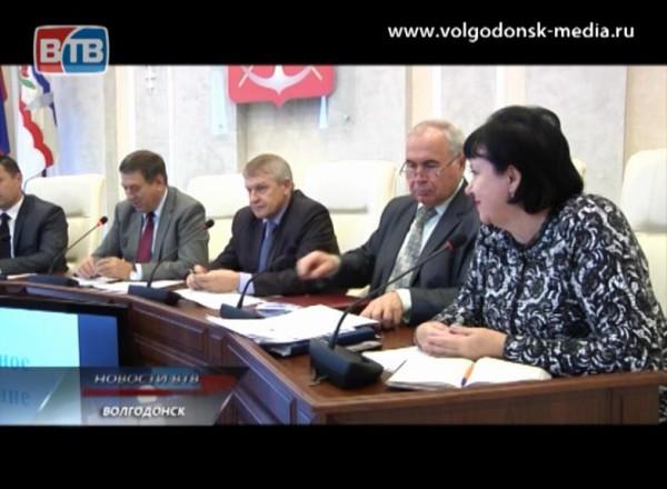 Когда вовсе дома Волгодонска вернется горячая вода ипридет отопление, обсуждали напланерном совещании вбелом доме