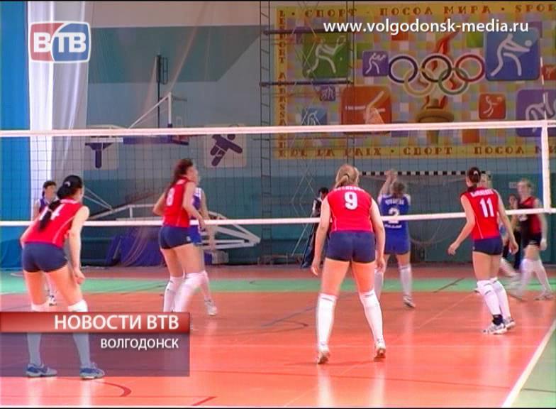 Волгодонский «Импульс» обновляет состав команды