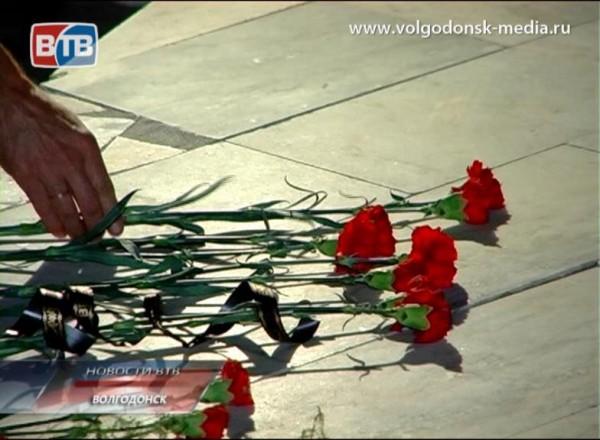 16 сентября Волгодонск почтит память жертв террористического акта 1999 года