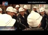 Генеральный директор концерна «Росэнергоатом» Евгений Романов посетил Ростовскую атомную станцию
