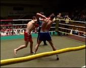 Волгодонские спортсмены вернулись соткрытого Кубка по тайскому боксу снаградами