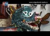 Жительница Волгодонска превращает рыбьи кости внастоящие произведения искусства
