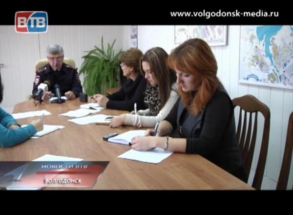Главный полицейский Волгодонска Александр Шабанов рассказал обитогах работы в 2013 году