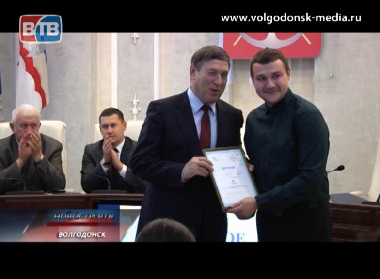 Волгодонский предприниматель завоевал почетное «серебро» вРегиональном этапе конкурса «Молодой предприниматель России‑2013»