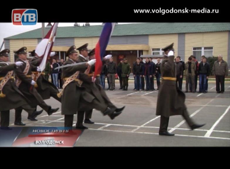 ВВойсковой части 3504 отметили всероссийский день призывника