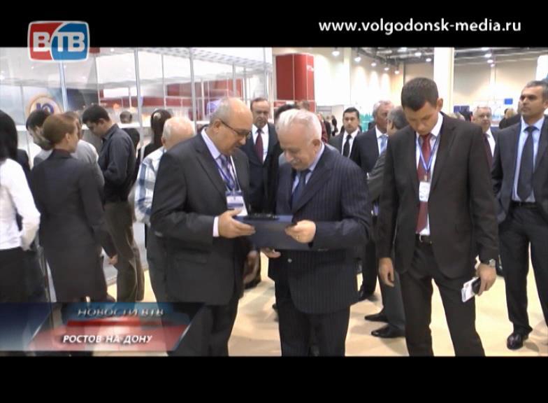 Волгодонский изобретатель представил навыставке «Инновации 21 века» собственную разработку