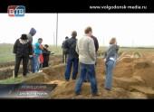 ВДубовском районе учёные проводят раскопки курганов