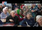 Волгодонские студенты врамках акции «МОСТ» оказывают помощь пожилым жителям нашего города