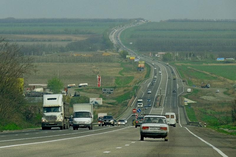 Стали известны «самые опасные» участки трассы М4 «Дон»