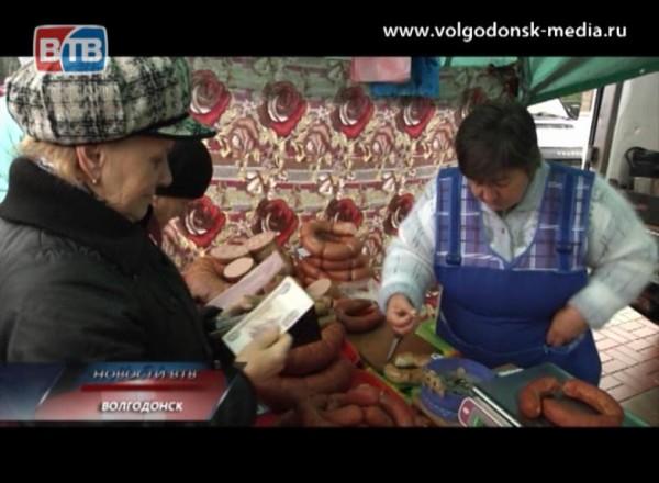 До конца этого года вВолгодонске торговые ряды выстроят 3 ярмарки «выходного дня»