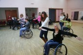 Инвалиды-колясочники Волгодонска могут заниматься спортивными танцами