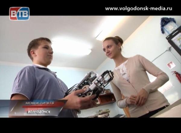 Робот-газонокосильщик изВолгодонска — навсероссийском конкурсе