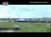 Волгодонск маршем икрестным ходом встретил день народного единства идень Казанской иконы Божьей Матери