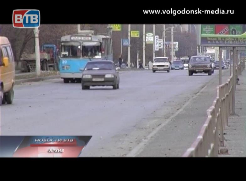 В Волгодонске растет количество ДТП