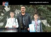 Волгодонские дзюдоисты вновь пополнили городскую копилку спортивных наград