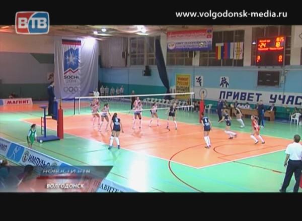Волейбольный клуб «Импульс» продолжает победную серию