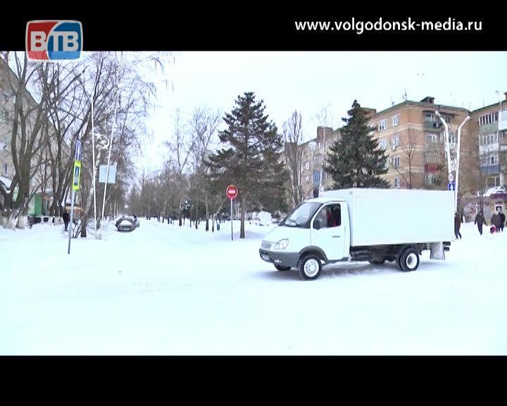 В регионе ожидается снег
