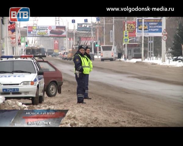В Волгодонске появился список мест, где автовладельцы особенно «любят» нарушать ПДД