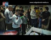 В Волгодонске в пятый раз прошли открытые соревнования роботов-пожарных
