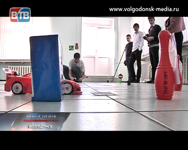 В Волгодонске впервые состоялись детские соревнования «Безопасная трасса 2013»