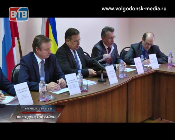 В Волгодонском районе прошло зональное совещание, посвященное вопросам межэтнических отношений
