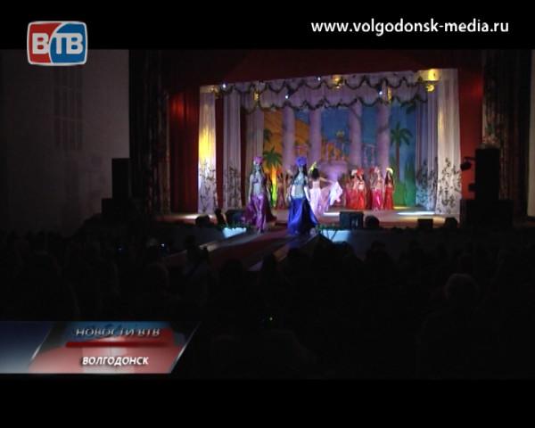Танцевальная студия «Алмаз» порадовала Волгодонск ослепительным отчетным концертом