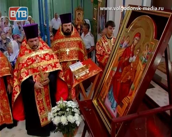 Кража иконы в храме Рождества Христова
