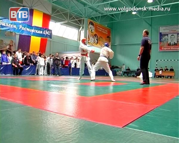 В Волгодонске пройдет Чемпионат России по рукопашному бою