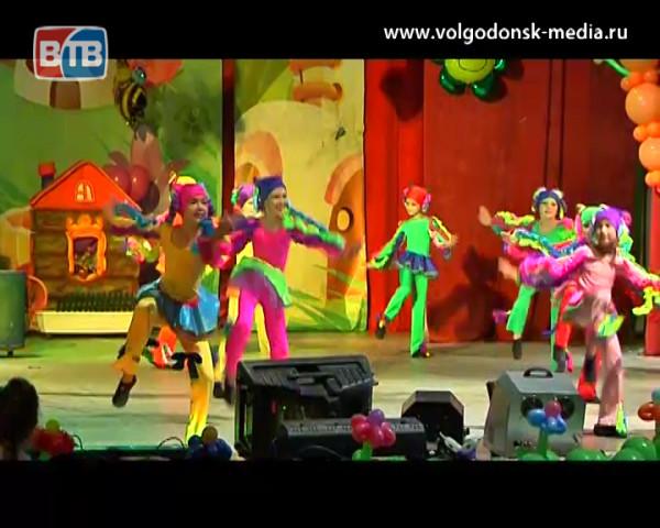 Волгодонские танцоры взяли гран-при «Звездного дождя»