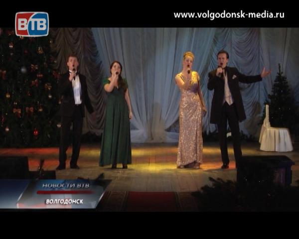 Традиционные Рождественские встречи с мэром Волгодонска