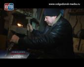 Волгодонец Олег Миргородский превращает куски железа в произведения искусства