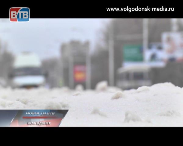 Обошлось? Ледяной дождь пока не добрался до Волгодонска