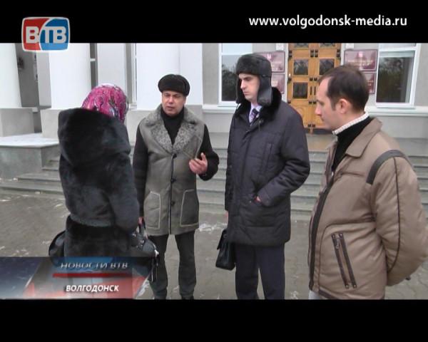Вопрос о строительстве в Волгодонске городка демографического будущего сегодня обсудили специалисты Института демографии России с мэром города