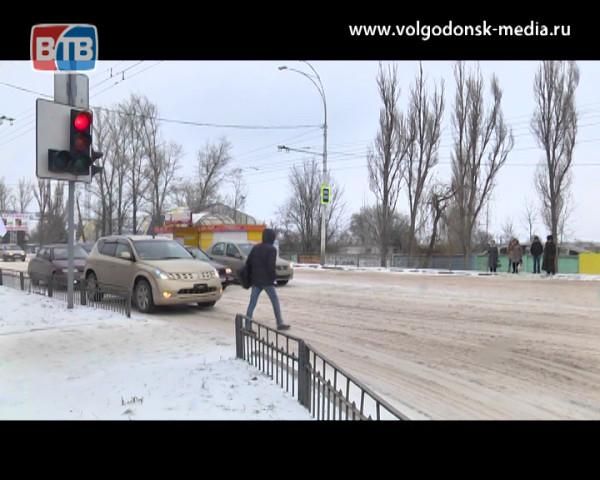 Пристальное внимание волгодонских полицейских приковано к пешеходам