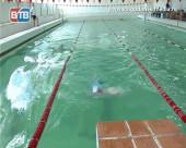 Новые рекорды области установили воспитанники плавательного бассейна «Дельфин»