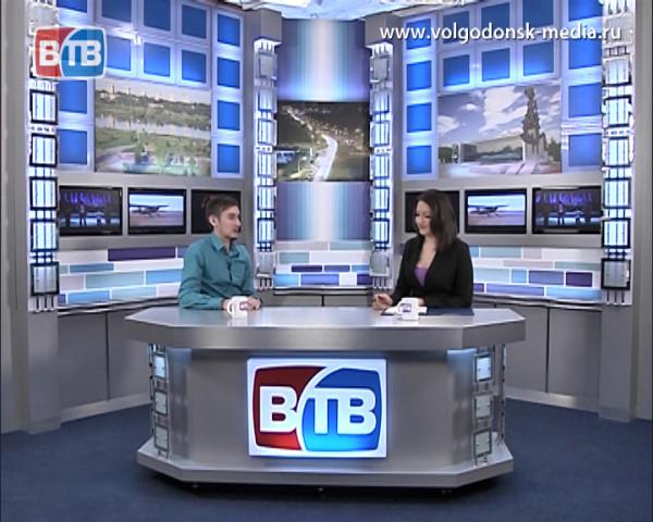В студии Новостей ВТВ — городской сумасшедший!
