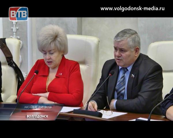 Работу общепита народные избранники Волгодонска оценили низким баллом