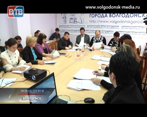 Члены думской комиссии по соц. развитию сегодня заслушали отчёт о модернизации системы образования в Волгодонске